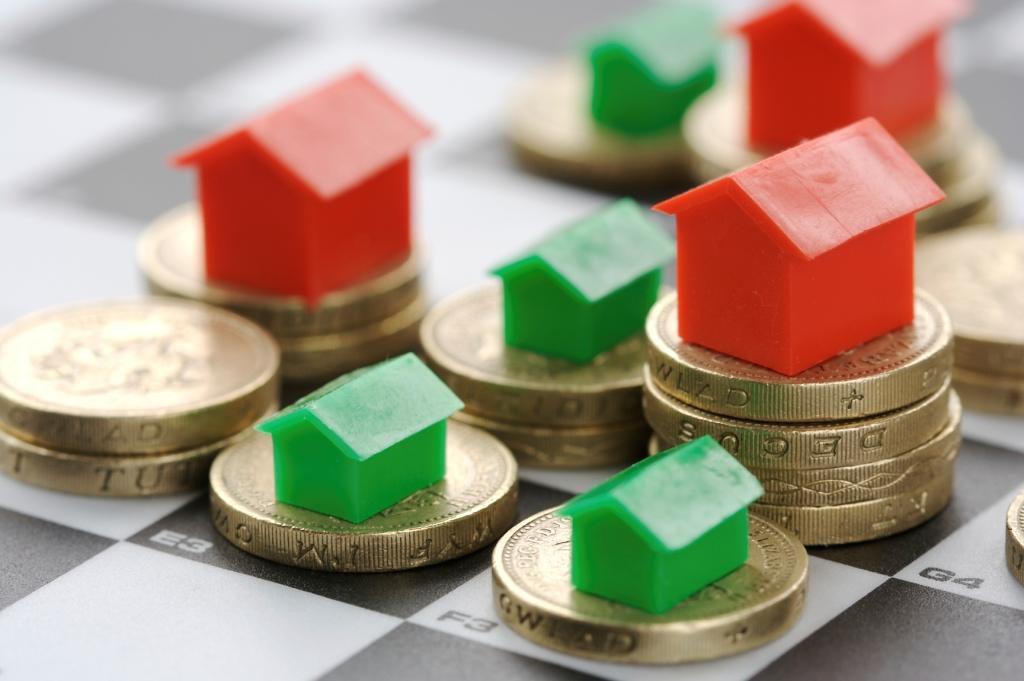 Online estate agent mortgages