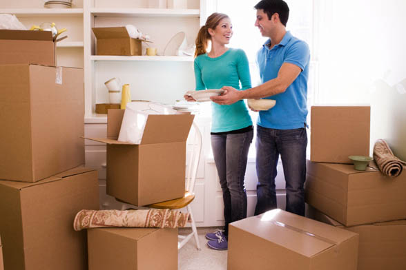York couples moving house