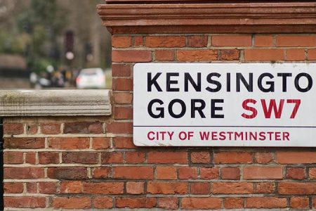 Britain's most expensive postcodes