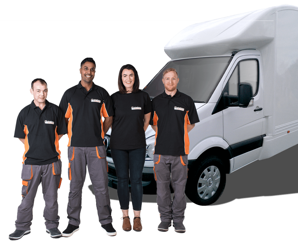 Man & Van York: Your All-Purpose, Flexible Service My House Removals