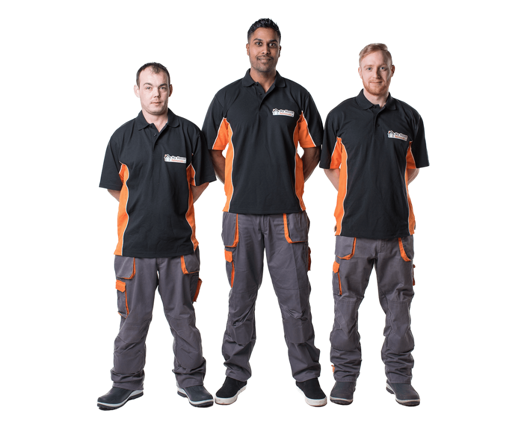 Local man and van staff members from York