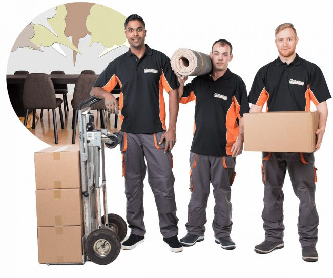 Commercial Movers York